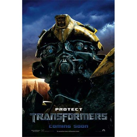 Posterazzi MOV428045 Transformers - Style O Movie Poster - 11 x 17 in. - image 1 of 1