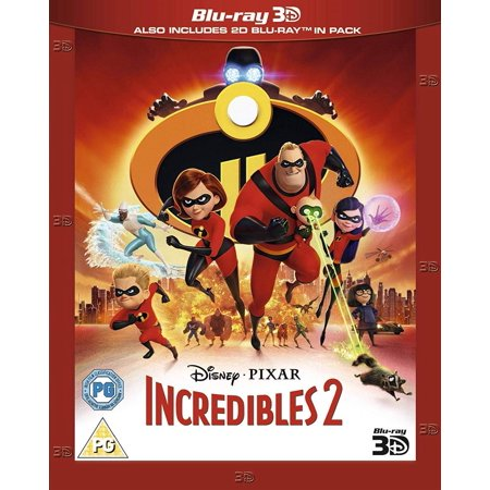 Incredibles 2 (Blu-ray 3D) - image 1 of 1