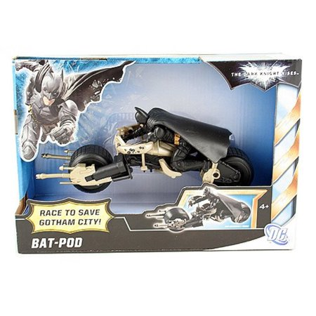 Catwoman In Batman Dark Knight Rises (Batman The Dark Knight Rises Bat-Pod)