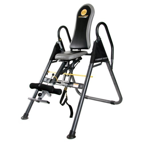 Body Power IT9910 Deluxe Seated Inversion System