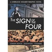 The Sign of the Four (Annotated) - eBook