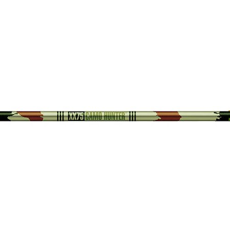 (Easton Camo Hunter XX75 Shafts 2219 Doz, Multi)