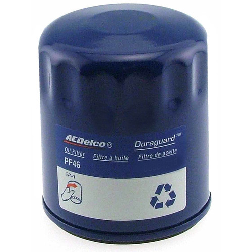 ACDelco PF46E Professional Engine Oil Filter [1 Pack]