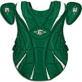 "New Easton Synge Chest Protector Fastoitch 14""  Intermediate Green"