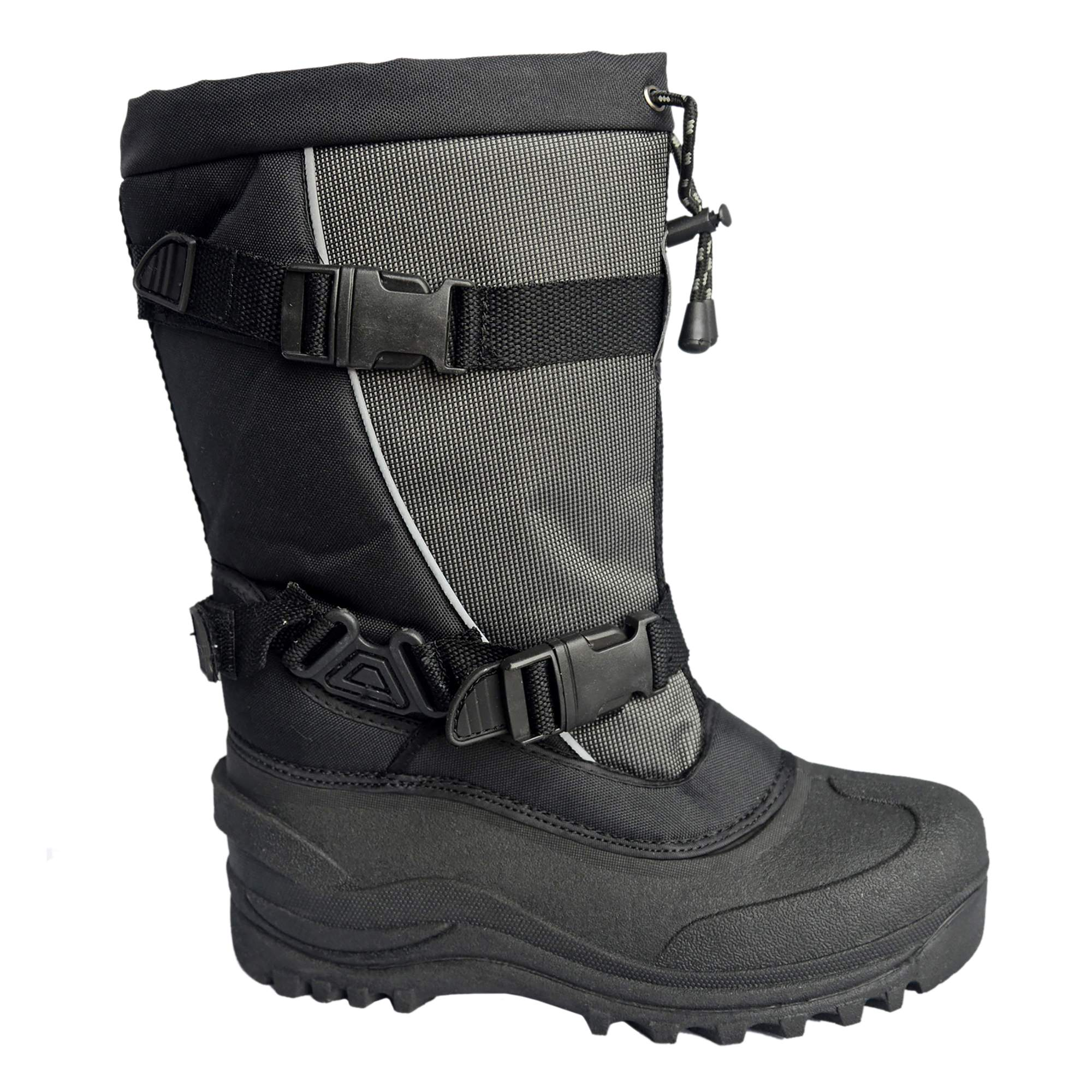 Cold Front Men's Sled Cat Winter Boot by MAIN STREET ACCESSORIES LLC