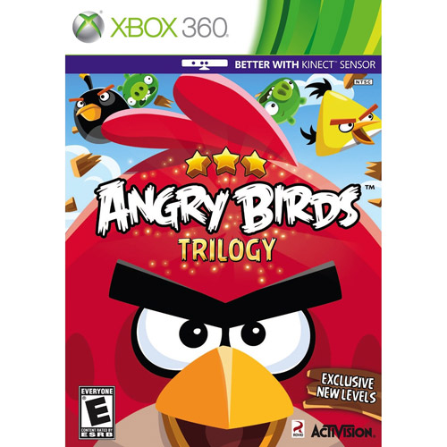 Angry Birds: Trilogy (Xbox 360)