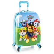 """Nickelodeon Paw Patrol Unisex Boys and Girls 18"""" Hardside Spinner Carry-on Luggage"""