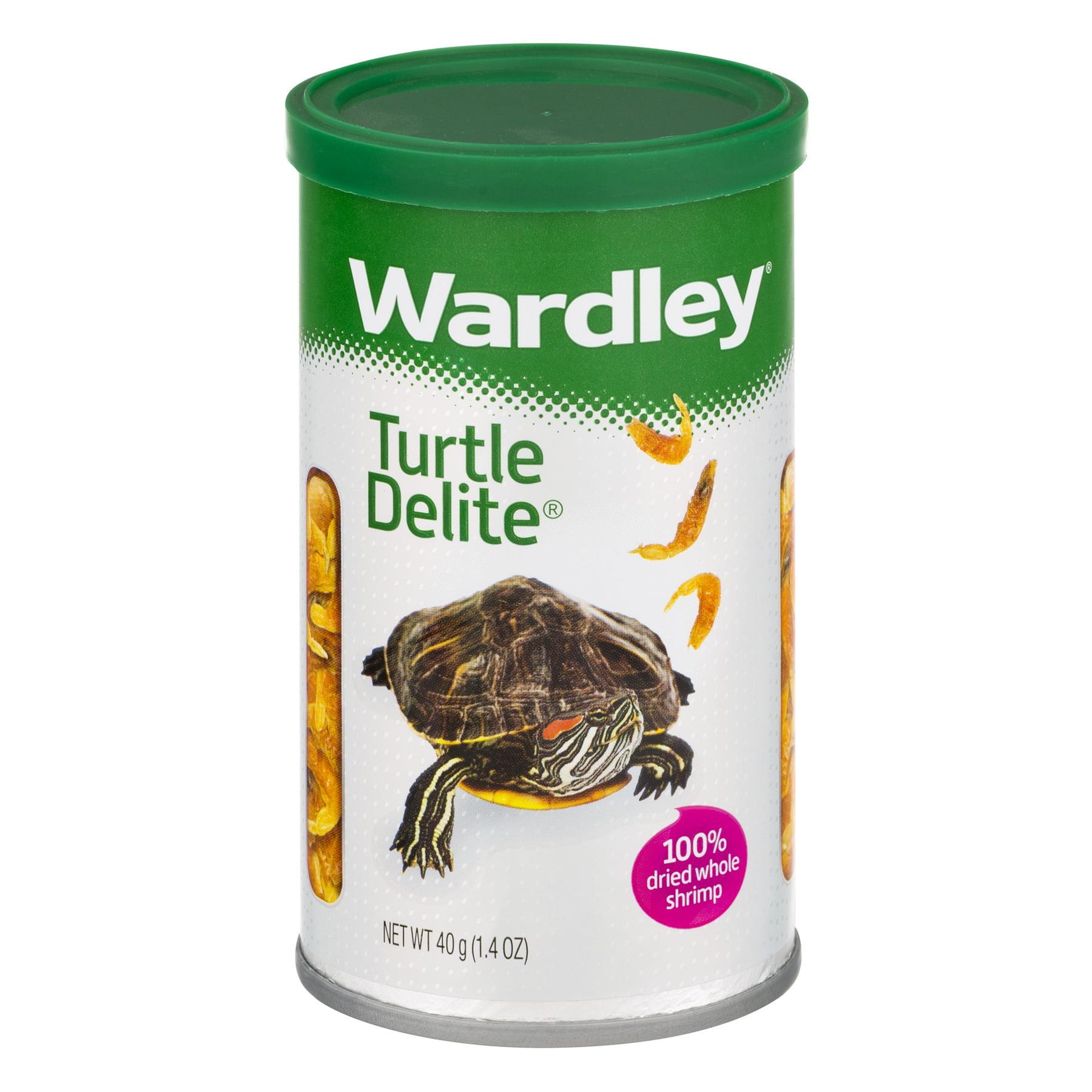 Wardley Turtle Delight Reptile Food, 1.4 oz