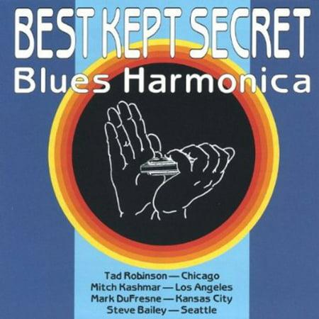 Robinson/Dufresne/Kashmar/Bailey - Best Kept Secret Blues Harmonica