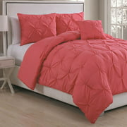 Anabelle Pinch Pleat 3-piece Comforter S