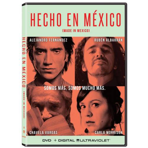 Hecho En Mexico (Spanish) (With INSTAWATCH) (Widescreen)