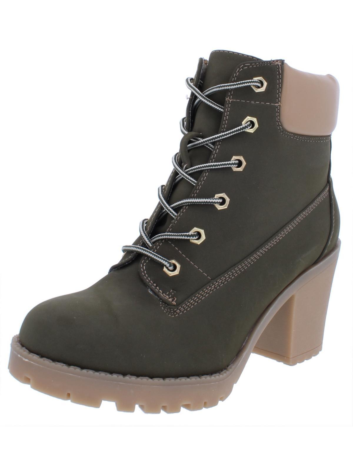 Zigi Soho Womens Kiana Heels Ankle Boots