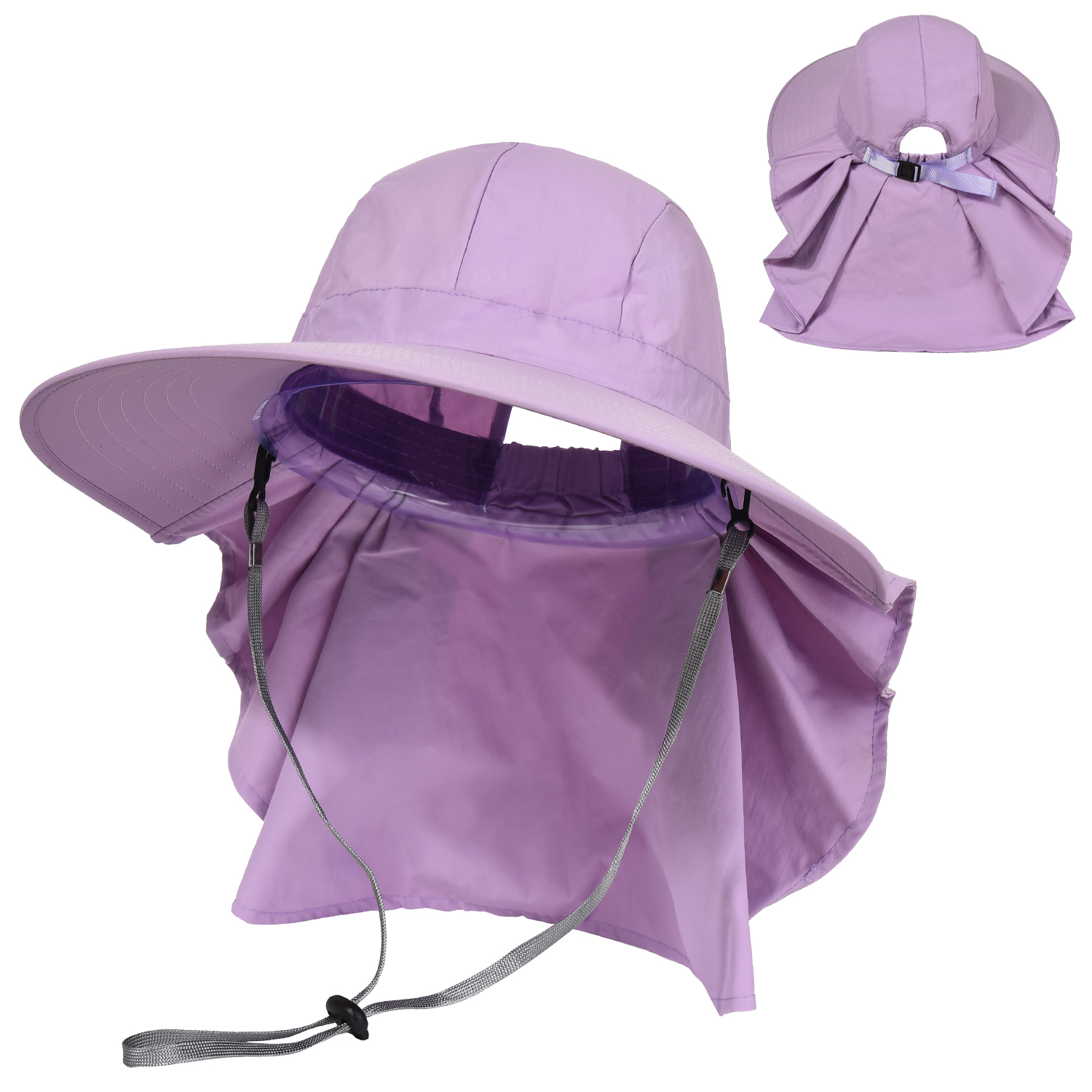 New Baby Girl Chin Strap Princess Floral Straw Cap Sun Hat Wide Brim Travel Cap