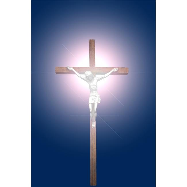 Crucifix Poster Print by John Short, 22 x 34 - Large - image 1 of 1