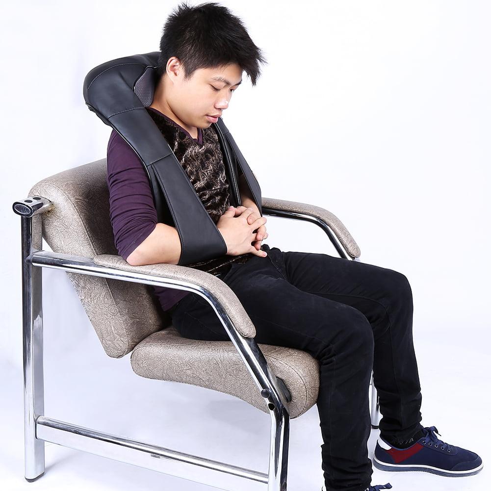 Ejoyous Shiatsu Neck and Shoulder Massager with Heat Bi-Directional 3D Electric Massager, Electric Massager, Relief Shoulder