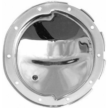 Racing Power R4135 Chrome Chevy/Gmc 1/2 Ton Differential Cover - 10 Bolt