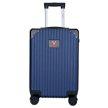 Virginia Cavaliers Premium 21'' Carry-On Hardcase Luggage - Navy