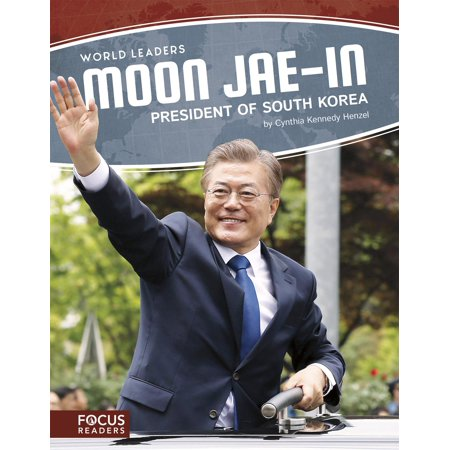 Moon Jae-In: President of South Korea (Best Month To Visit South Korea)
