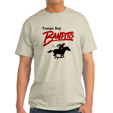 CafePress - Tampa Bay Bandits Retro Logo T-Shirt - Light T-Shirt - CP ()