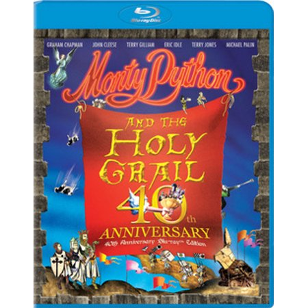 Monty Python and the Holy Grail (Blu-ray)