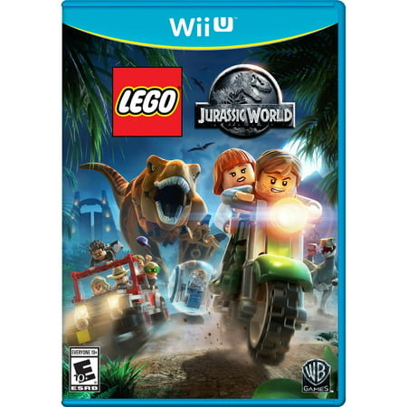 Wb Lego Jurassic World - Action/adventure Game - Wii U (1000565188) ()