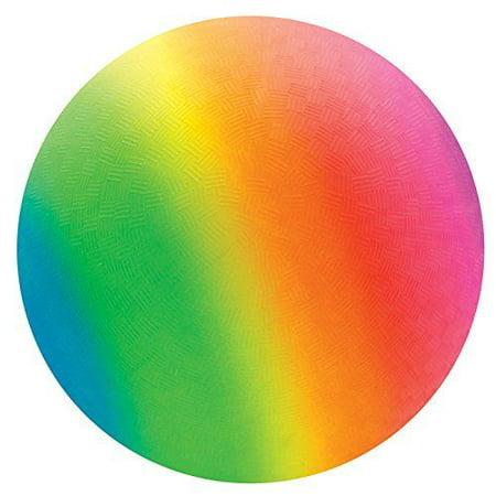 Mega Rainbow Ball 13 Inch - Outdoor Fun Toy by Schylling (MRBL)