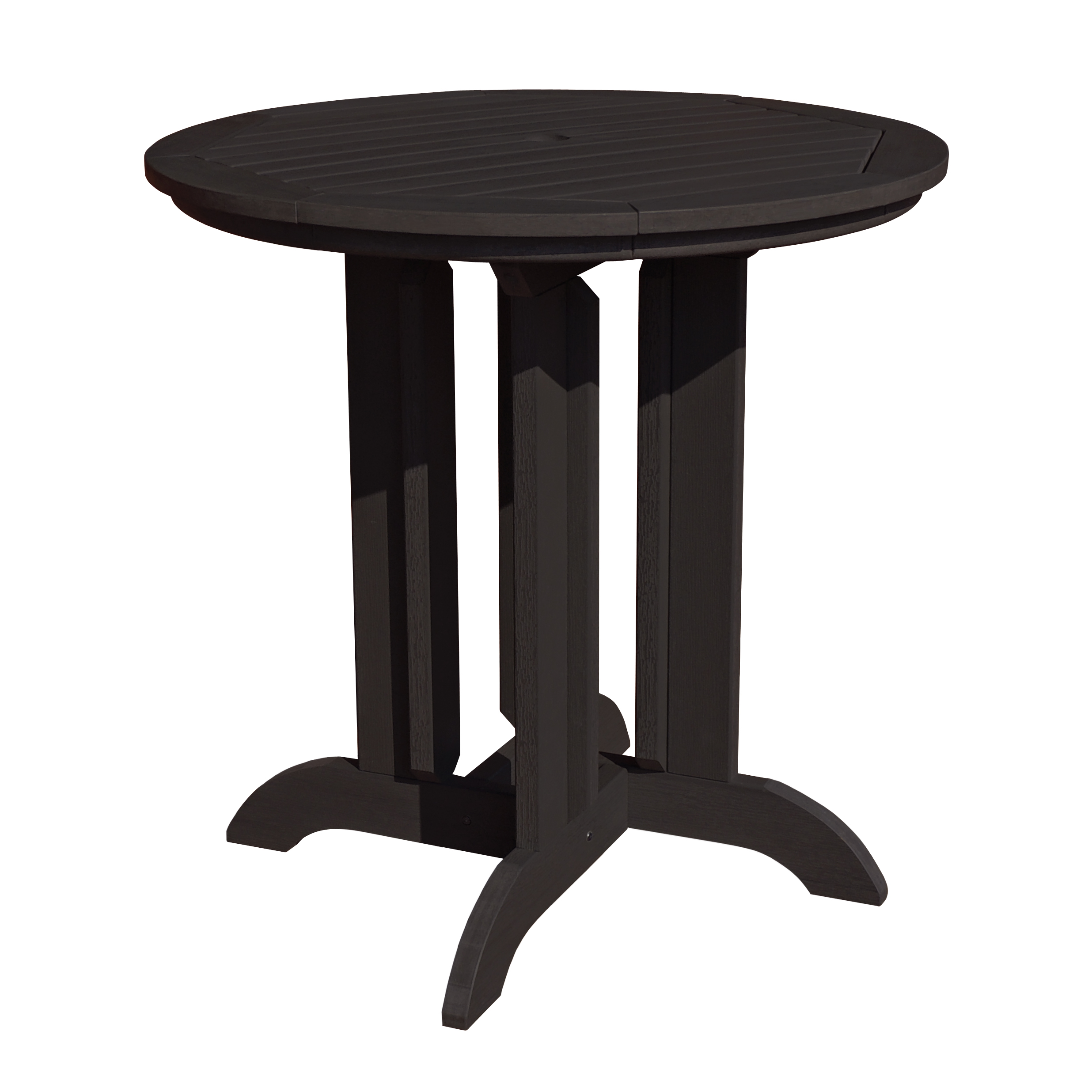 "highwood® Eco-Friendly Round 36"" Diameter Counter Dining Table"