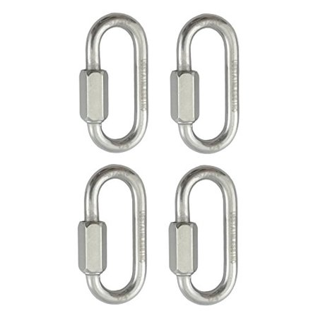 Stainless Steel 316 Quick Link Marine Grade (1/4