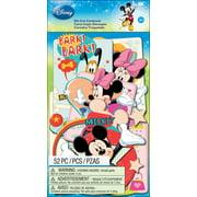 Disney Cardstock Die-Cuts 52/Pkg Mickey Family