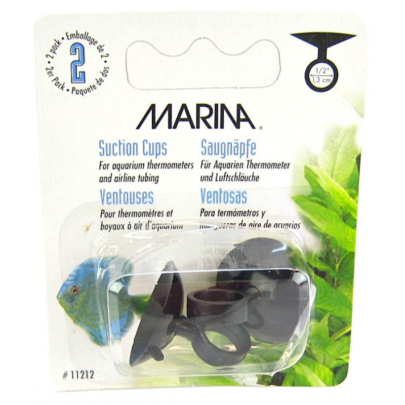 Marina Suction Cups for Thermometers - 2 pk.
