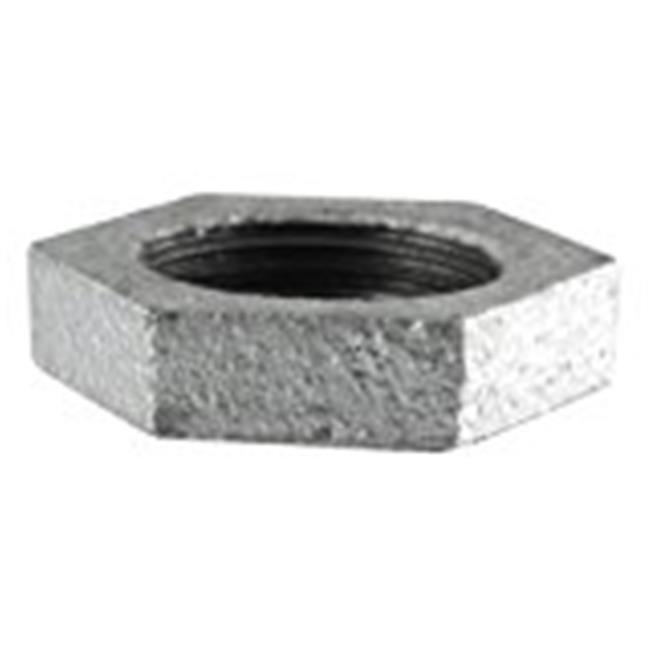 B & K 510-905HN 1 in. Galvanized Lock Nut - image 1 de 1