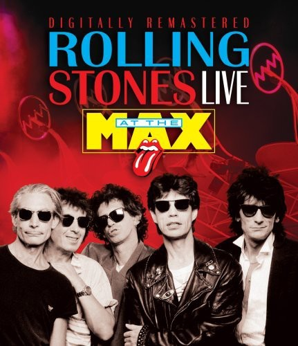 The Rolling Stones: Live at the Max (Blu-ray) by GROUP OTHER