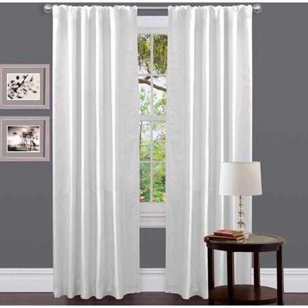 Venetian Window - Venetian White Window Curtain