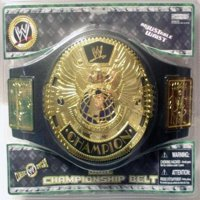 WWE Classic Superstars Toy Belt - Winged Championship Belt