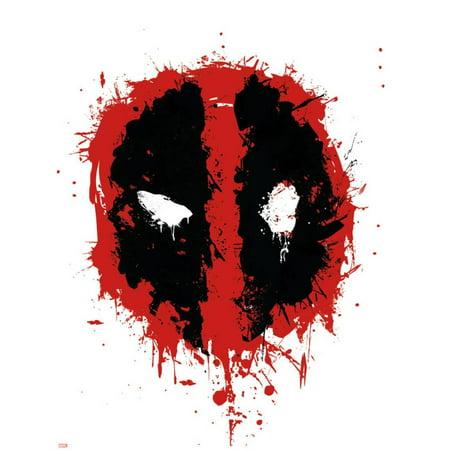 Deadpool Print Wall Art](Deadpool Halloween Art)