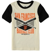 b2d01cb7544 Product Image San Francisco Giants Youth Timeless Pastime Ringer T-Shirt -  Cream/Black