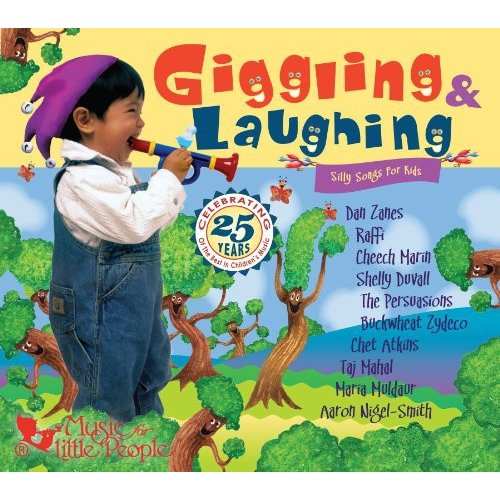 Giggling & Laughing / Various