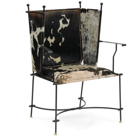 Admirable Hip Vintage Montagne Arm Chair Walmart Com Home Interior And Landscaping Sapresignezvosmurscom