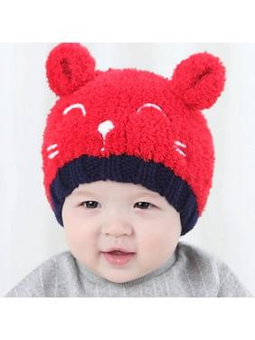 08404d9f8 Red Baby Boy Hats & Caps - Walmart.com