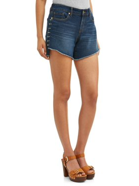 f66566b5ff Product Image Lila Side Studded Easy Short Women s
