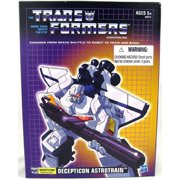 Transformers G1 Reissue Triple Changer Decepticon Astrotrain