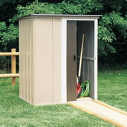 Arrow 5 Ft. W x 4 Ft. D Brentwood Steel Tool Shed