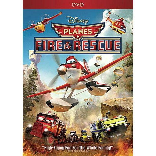 Planes Fire Rescue Dvd Walmart Com Walmart Com