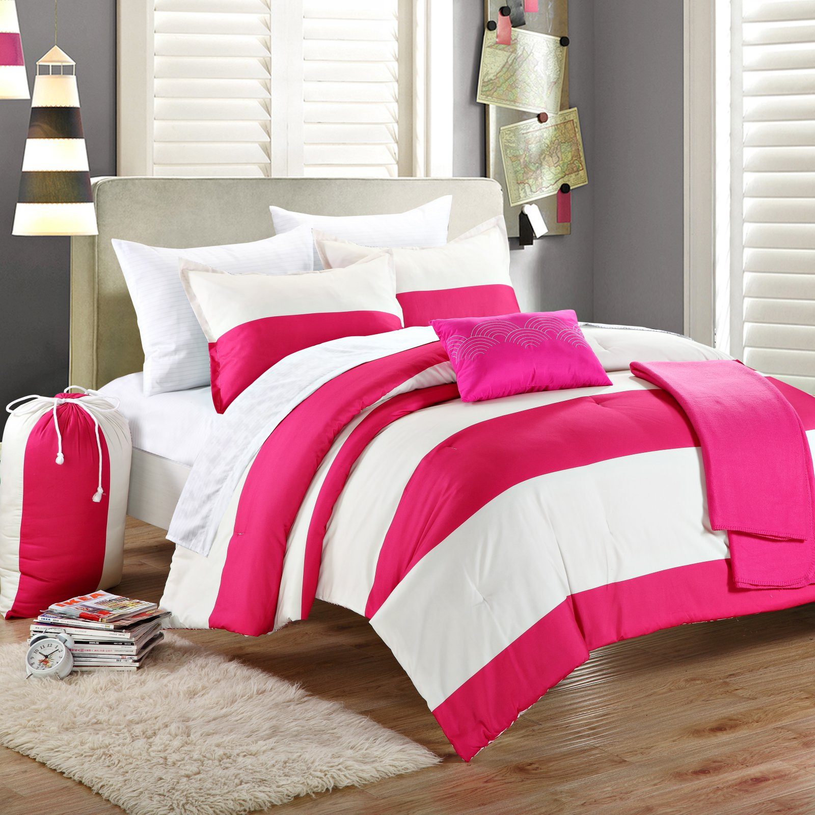 Chic Home Ruby Comforter Set