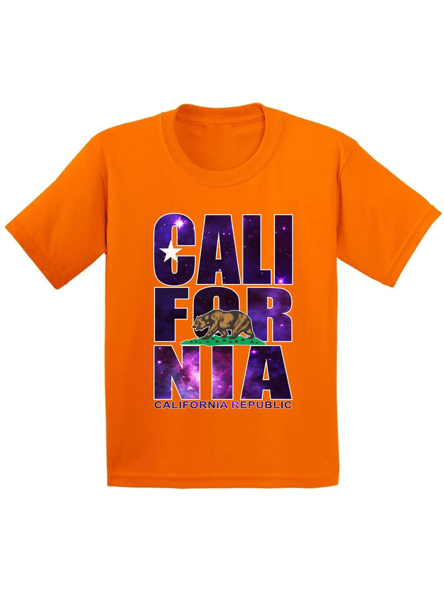 Awkward Styles California Republic Galaxy Youth Tshirt California