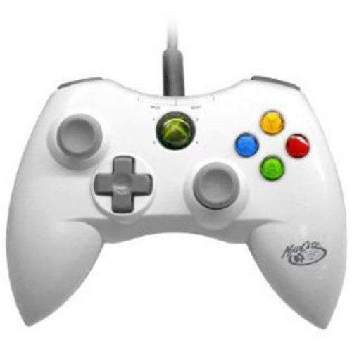 Mad Catz: GamePad: White (2009)