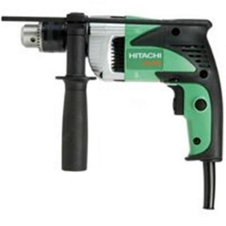 HITACHI DV16V Hammer Drill, 350 W, 1-1/16 in (15.6v Hammer Drill)