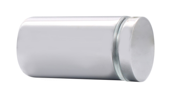 Cylindrical Door Knob Polished Chrome