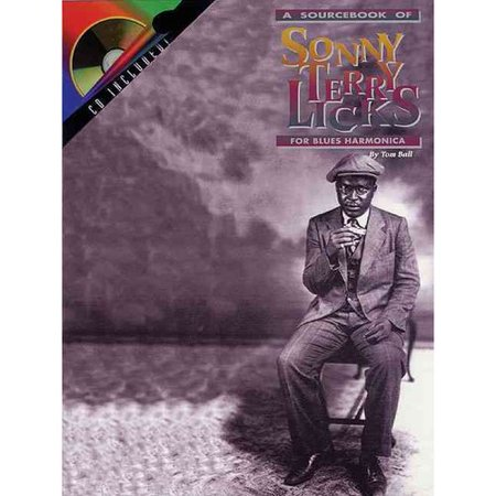 A Sourcebook of Sonny Terry Licks for Blues Harmonica by