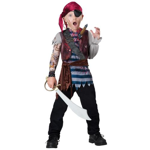Dead Mans Chest Kids Costume